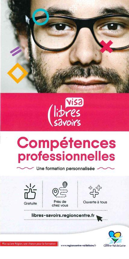 Visa Compétences professionnelles