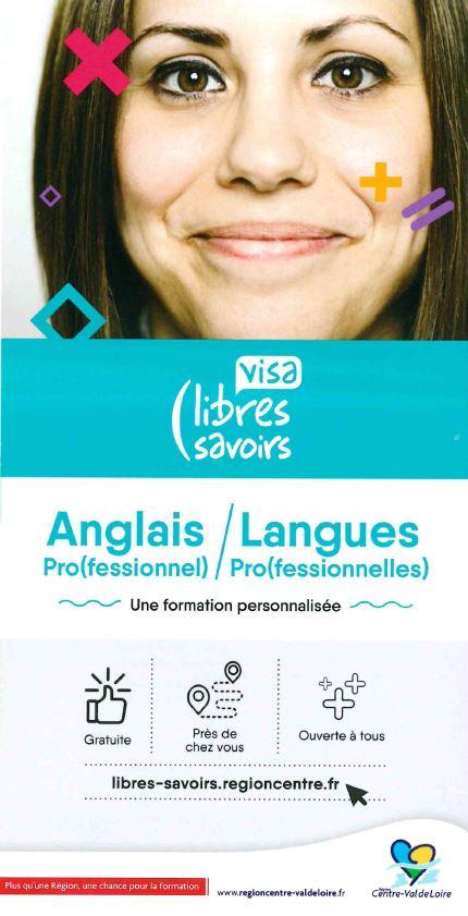 Visa Anglais Pro(fessionnel) / Langues Pro(fessionnelles)