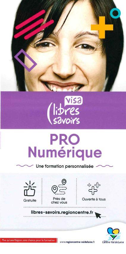 Visa PRO Numérique